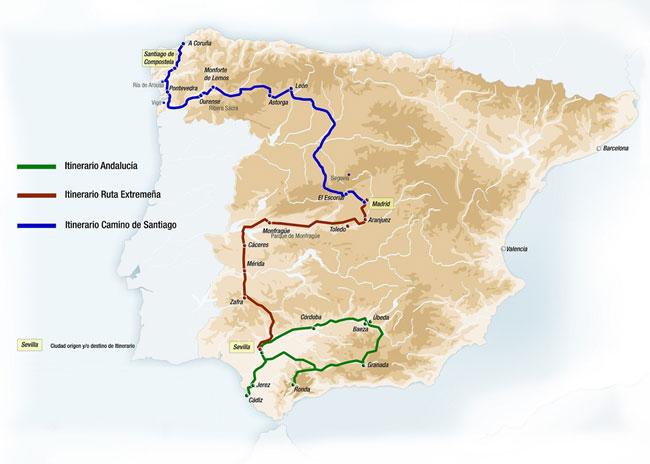 AlAndalus-rutas