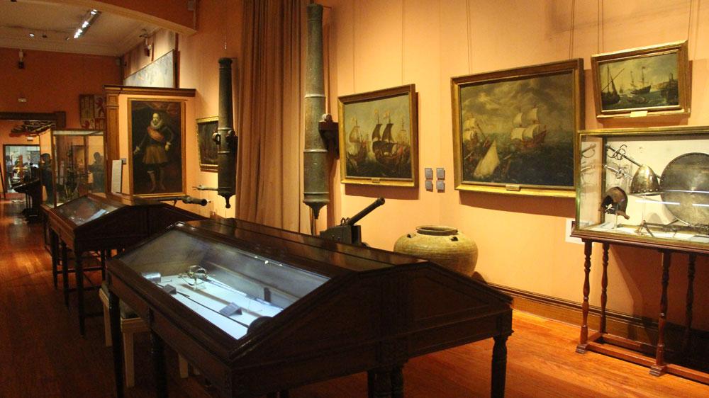 マドリード海軍博物館