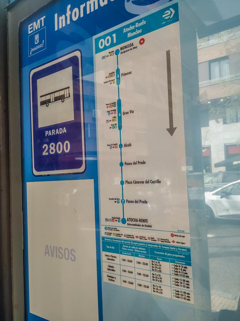 001バス情報