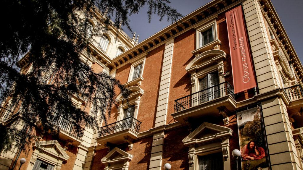 ラサロ・ガルディアーノ美術館 外観