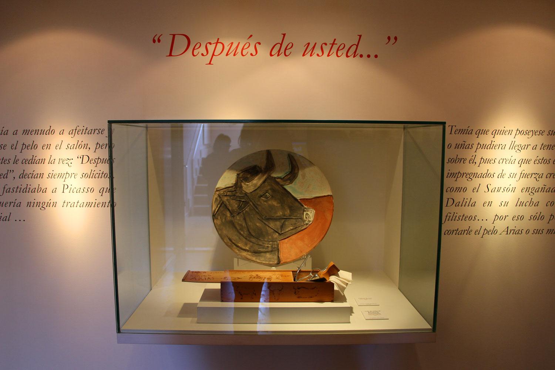 ブイトラゴ ピカソ美術館
