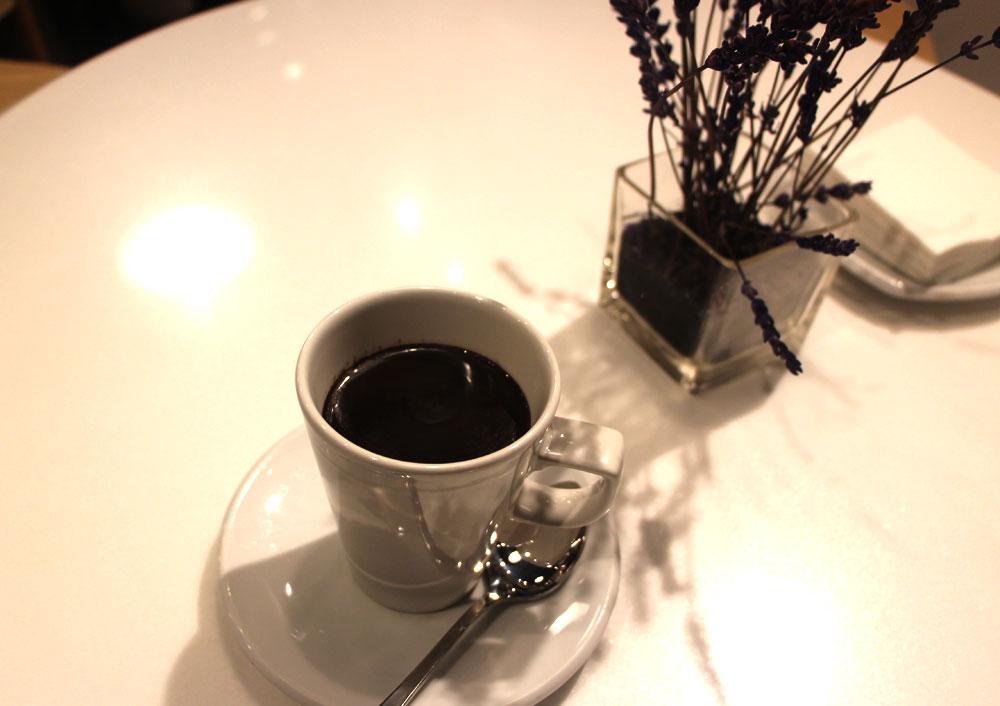 カカオ・サンパカのホットチョコレート