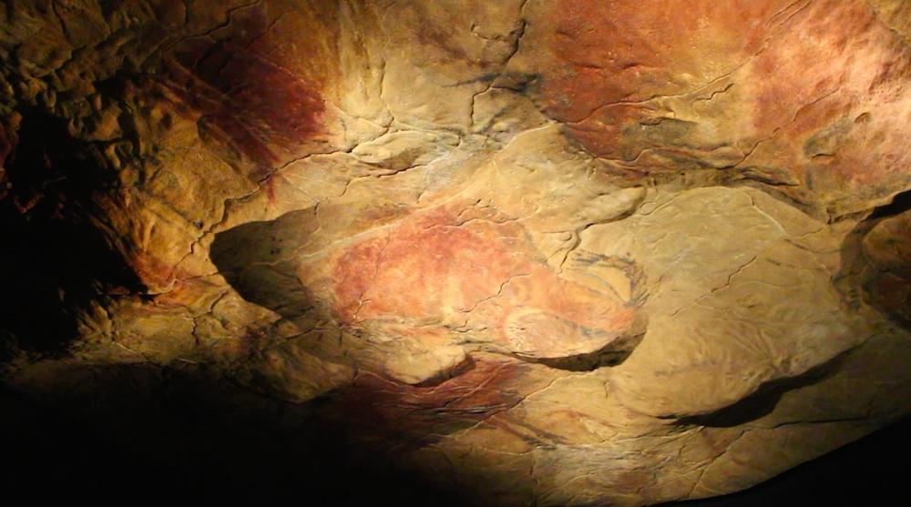 スペイン国立考古学博物館 アルタミラ洞窟