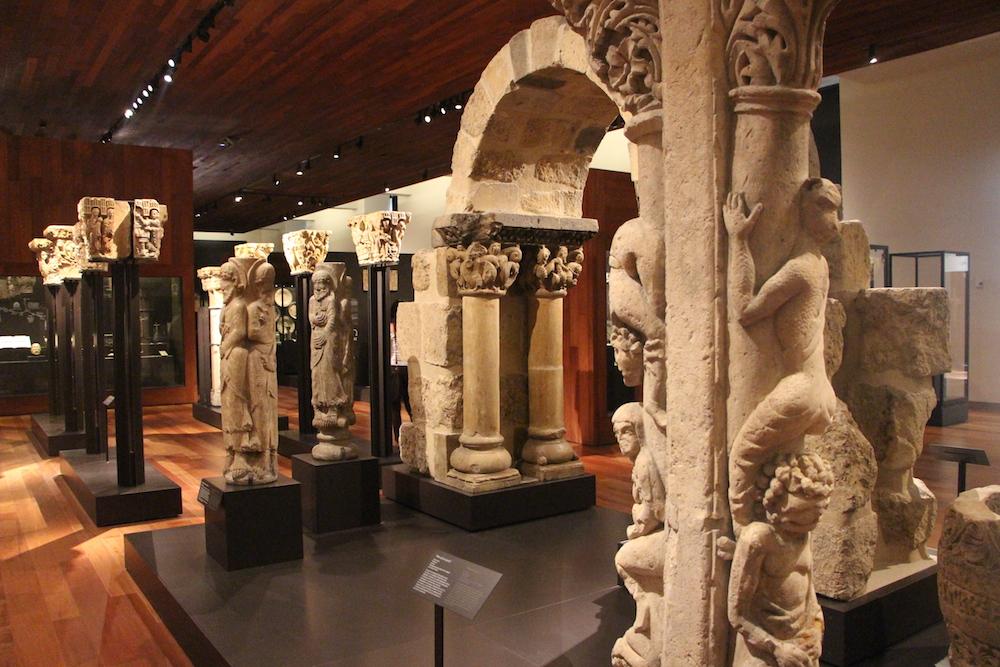 スペイン国立考古学博物館 width=