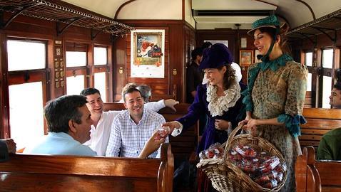 アランフェス いちご列車
